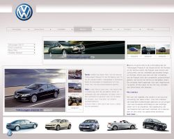 Volkswagen site by: Rvers3 by WebMagic