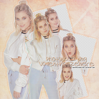 Photopack PNG Valentina Zenere by Yourprincessofstory