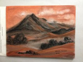 Mountains by Merinal