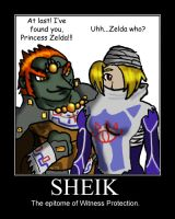 Sheik the Protected Witness by Haayls