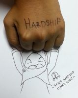 After Hardship Comes Ease by Laily95