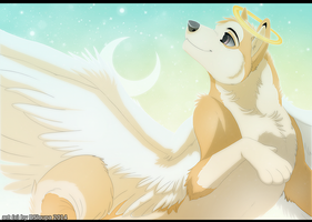 our sweet angel Tama by Strawberry-Loupa