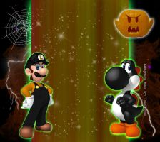 2011 Youtube Halloween BG by YoshiLuigi45
