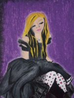 Avril Lavigne- Alice by xXDeadlyNightshadeXx