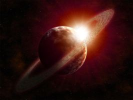 Cosmic Daylight Close Up by dinyctis