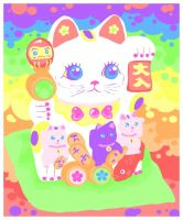 Manekineko by Child-Of-Neglect
