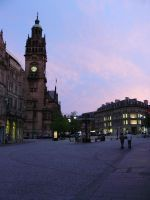 Sheffield at Twilight by davism