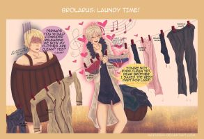 BROLARUS: Laundry Time by natersal