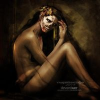Death ....Waiting by vampirekingdom