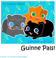 Guinepals! by LAUBoZ