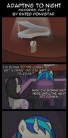 Adapting To Night Memories - Part 2 by Rated-R-PonyStar