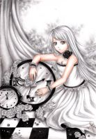 Beyond the Time by YueYuki