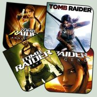 Tomb Raider Icon Pack by Alucryd