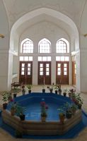 Persian Mansion 08 - Pool by fuguestock
