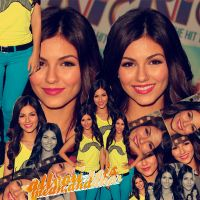 +Blend Gif Victoria Justice by KarlosEditions