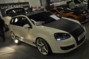 VW Golf by HeisQ