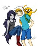 Adventure Time by Eilyn-Chan