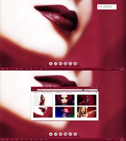 Lips by msergt