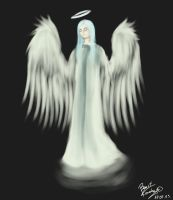 Ice Angel by BeastKonoha
