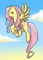 Fluttershy by Avalanche-Design