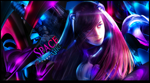 Space Girl by Rapstyle95