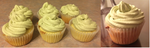 Green Tea Cupcakes by Purestrongpoem