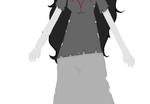 Dead Aradia Floating GIF by darkkiller101