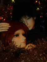 Marry Christmas love by Norani