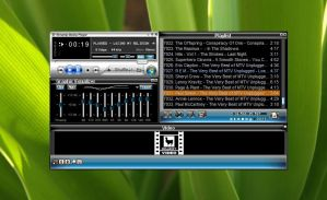 Winamp Media Player - VistaEd by Liyo