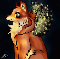 Xala - The Fox by Caroline-BlackHeart