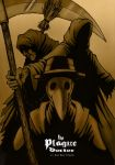the Plague Doctor - preview by nocturnalMoTH
