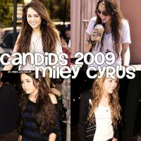 Candids 2009 Miley Cyrus by Maca-Editions