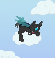 MLP:FIM: This is MY cloud by AvatarRaptor