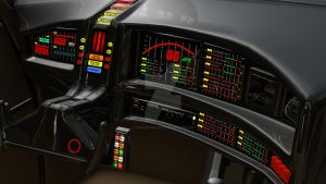 KITT's Interior by ThunderChildFTC