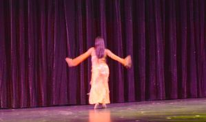 Crew Member Talent Show, Belly Dance 3 by Miss-Tbones