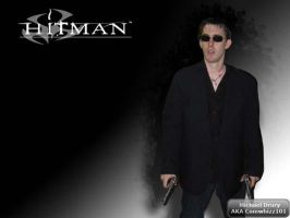 MickyD the Hitman by comwhizz101