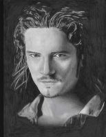 Orlando Bloom by D17rulez