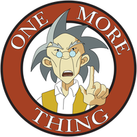 ONE MORE THING! by RAFstoryart