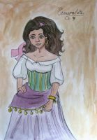 Esmeralda by TheEvanescenceBegins