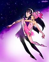the final dance of the universe by ama-je