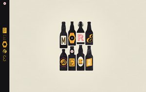 Peace and More Beer by Draganja