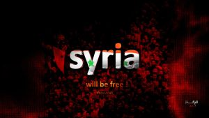 syria will be free by moslem-d