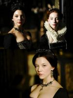 Anne and Elizabeth Dream by KissingButterfly