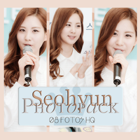 Photopack Seohyun- SNSD 010 by DiamondPhotopacks