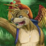 Banjo and Kazooie by Pink-Shimmer
