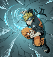 Color BA Naruto Rasengan by bulletproofturtleman
