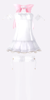 MMD Njxa Summer dress Download by 9844