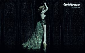 Goldfrapp Wallpaper 2 by InsectGod