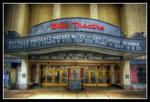 The Theatre by CashMcL