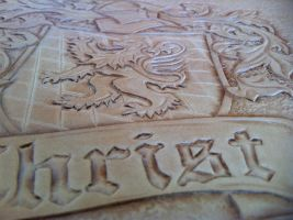 COA Tooling 6 by Blackthornleather